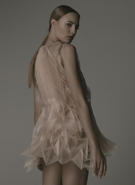 Jule Waibel pleated dresses