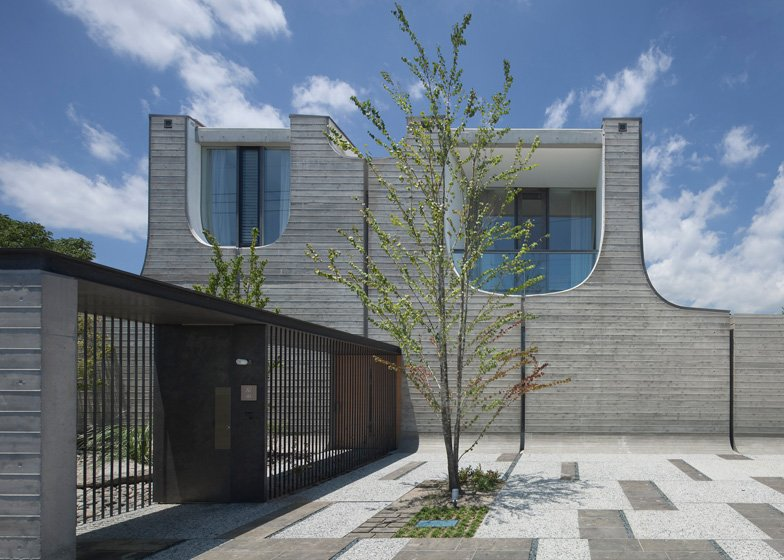 house with acoustics by NKS architects - harry - 哈梨见竹视雾所