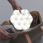 Kawamura Ganjavian designs Kangaroo Light for the bottom of your bag