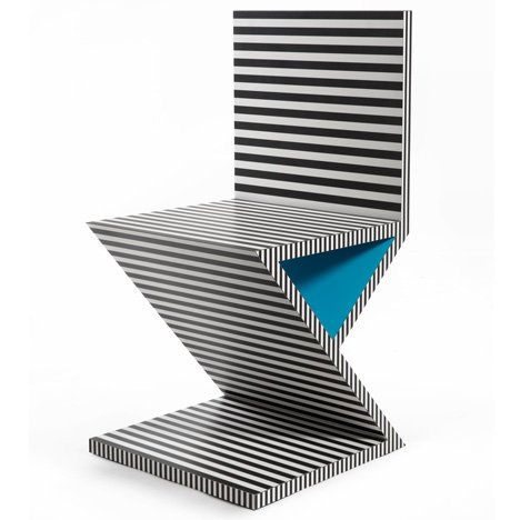 Neo Laminati chair by Kelly Behun Studio