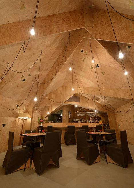 L'Angolino restaurant by Geneto