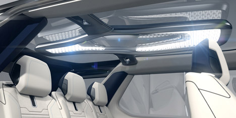 Land Rover Discovery Vision Concept car
