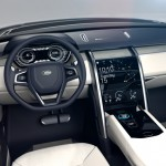 Land Rover developing sight-activated controls for future vehicles