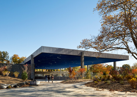 LeFrak Center at Lakeside by Tod Williams Billie Tsien Architects