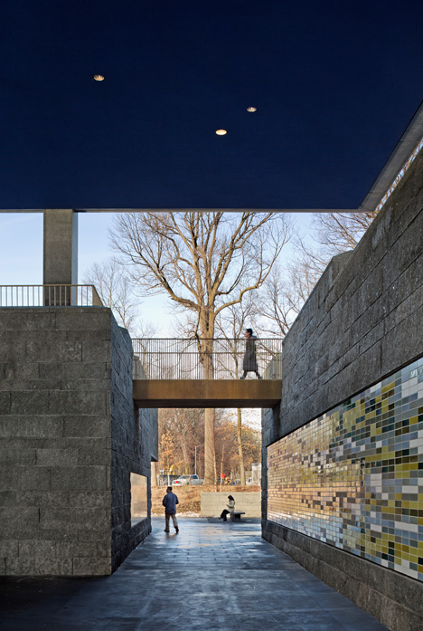 LeFrak Center at Lakeside by Tod Williams Billie Tsien Architects_dezeen_3