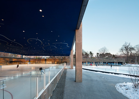 LeFrak Center at Lakeside by Tod Williams Billie Tsien Architects_dezeen_8