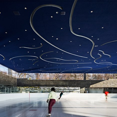 LeFrak Center at Lakeside by Tod Williams Billie Tsien Architects_dezeen___sq