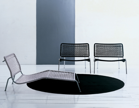 Living Divani Frog Lounge Chairs