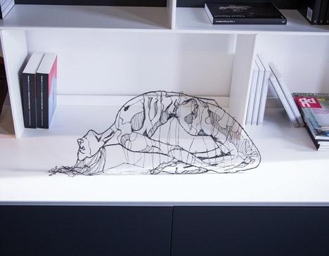 Caneta impressão Lix 3D