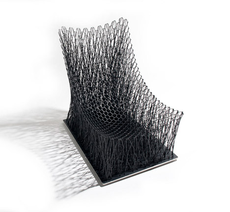 Luno Armchair by Il Hoon Roh