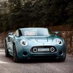 MINI and Touring Superleggera unveil open-top concept car