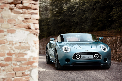 MINI Touring Superleggera Vision 5