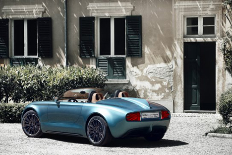 MINI Touring Superleggera Vision