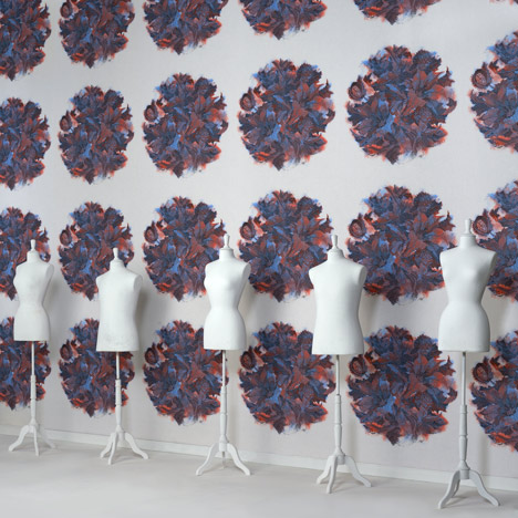 Maison Martin Margiela Launches First Wallpaper Collections