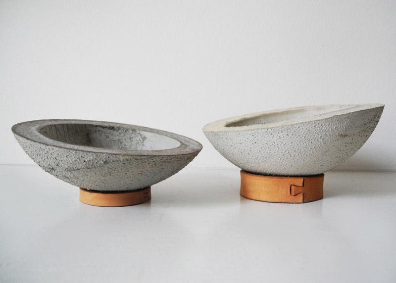 Bowls by Katharina Eisenkoeck