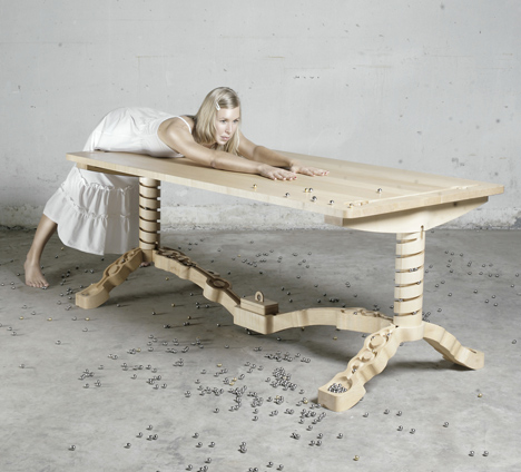 Fairytale Furniture by Ontwerpduo