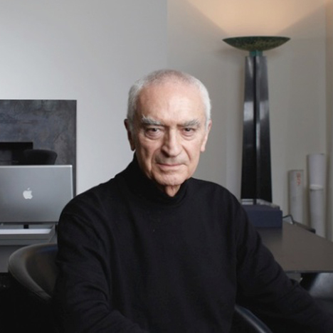 Massimo Vignelli by John Madere