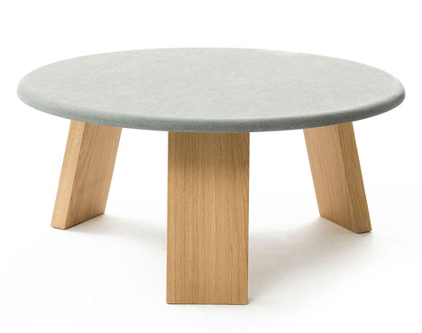 Maya table by Lars Beller Fjetland for Discipline