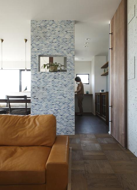Minakuchi House by Alts Design Office