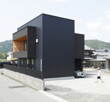 Minakuchi House by Alts Design Office