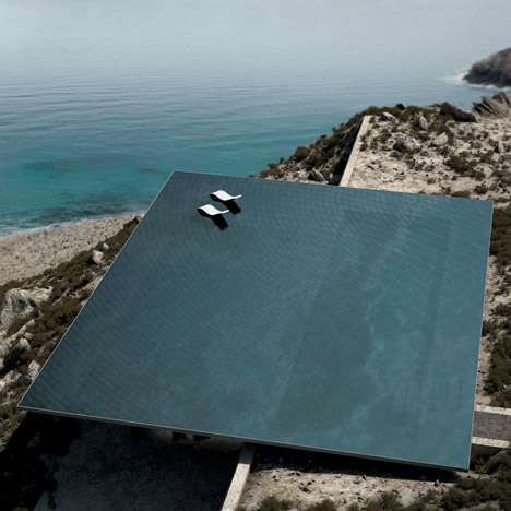 Mirage house by Kois Associated Architects<br /> to feature rooftop infinity pool