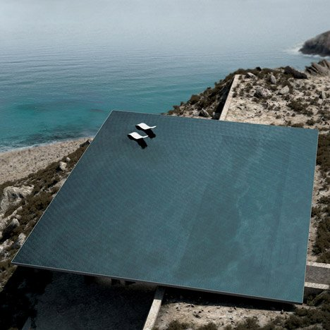 Mirage house by Kois Associated Architects<br><br>to feature rooftop infinity pool