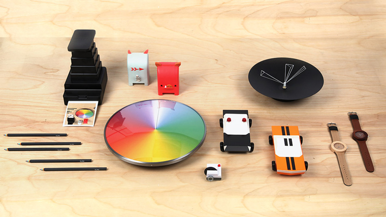 MoMA Design Store presents Kickstarter-funded products at New York Design Week