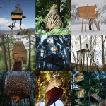 New Pinterest board: treehouses