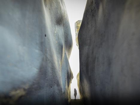 National-Holocaust-Monument-Ottawa-Ron-Arad-David-Adjaye