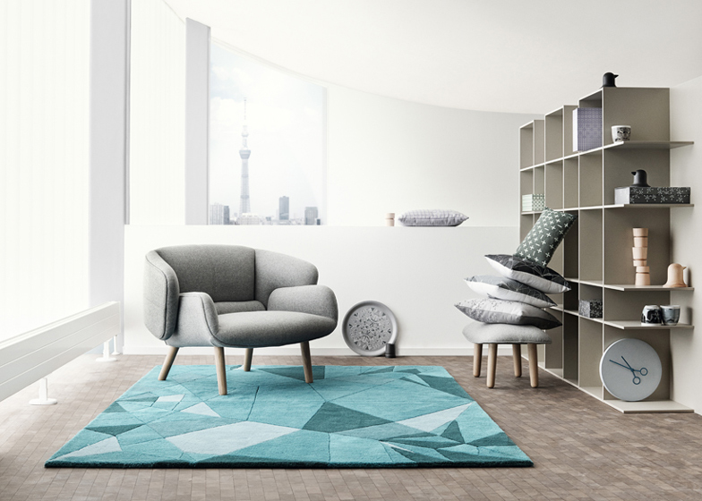 Nendo's Fusion furniture and homeware collection for BoConcept