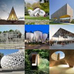 New Pinterest board: pavilions