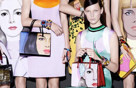 Prada Spring Summer 2014 Collection