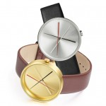 Dezeen Watch Store launches the Crossover by Denis Guidone for Projects