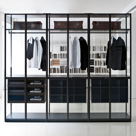 Porro storage