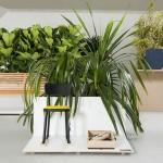 Big-Game designs indoor oasis for Parisian Prix Emile Hermès exhibition