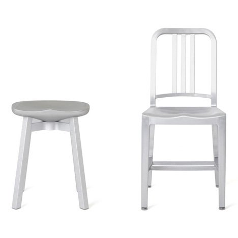 SU stool by Nendo for Emeco