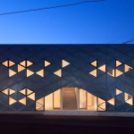 Junichiro Ikeura embraces the triangle with Japanese salon and office