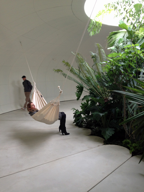 SeARCH pavilion for Rotterdam Architecture Biennale