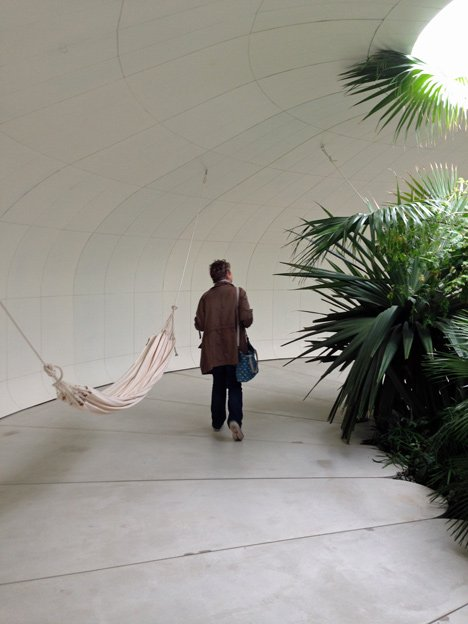 SeARCH pavilion for Rotterdam Architecture Biennale