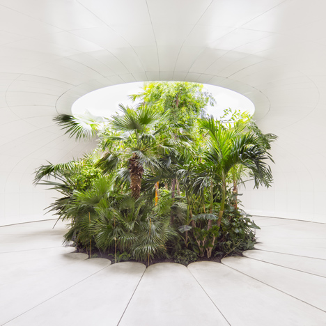 SeARCH creates grassy dome pavilion for Rotterdam Archi