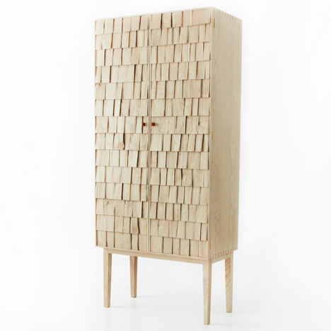 Sebastian Cox pairs coppiced chestnut and ash for furniture collection