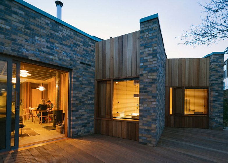 Studio 54 Architecture slots a small home - harry - 哈梨见竹视雾所