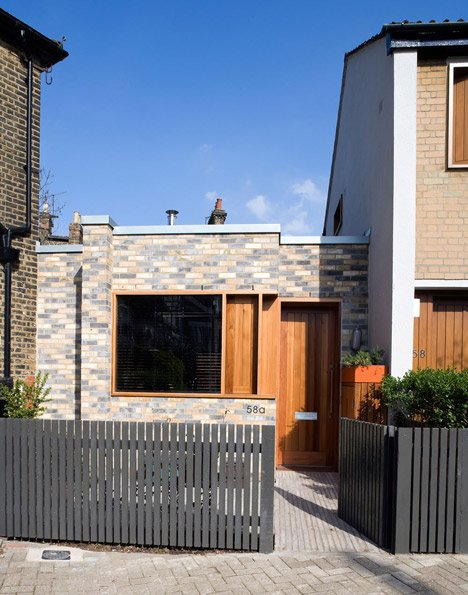 Small House in Highbury by Studio54