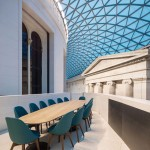 Softroom completes a restaurant in the British Museum's Great Court