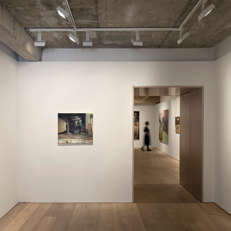 David Kohn completes Sotheby's gallery in London's Mayfair