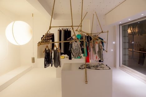 Starch clothing boutique in Beirut by Ghaith and Jad