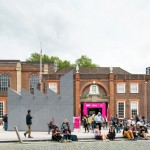 Studio Weave celebrates old London trades with Clerkenwell Design Week pavilion