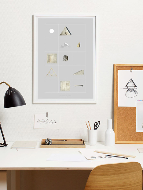 TAF Architects prints for Paper Collective
