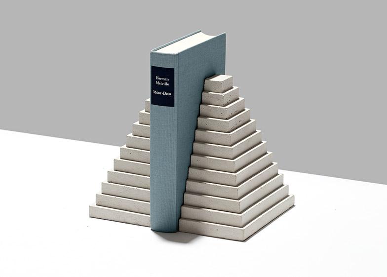 Concrete Accessories Cast To Resemble Ancient Architecture