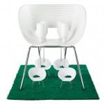 Designers reinterpret Ron Arad's Tom Vac chair